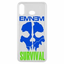 Чохол для Samsung A6s Eminem Survival