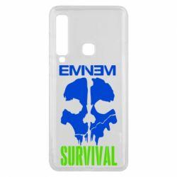 Чохол для Samsung A9 2018 Eminem Survival