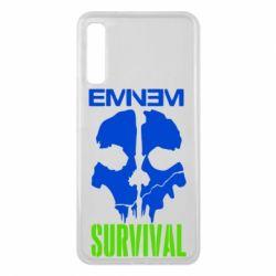 Чохол для Samsung A7 2018 Eminem Survival