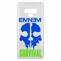 Чехол для Samsung Note 9 Eminem Survival
