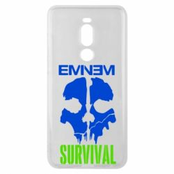 Чехол для Meizu Note 8 Eminem Survival - FatLine