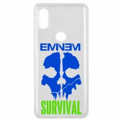Чехол для Xiaomi Mi Mix 3 Eminem Survival - FatLine