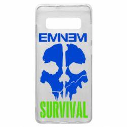 Чохол для Samsung S10+ Eminem Survival
