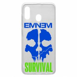 Чохол для Samsung A20 Eminem Survival