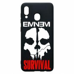 Чохол для Samsung A30 Eminem Survival