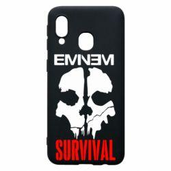 Чохол для Samsung A40 Eminem Survival