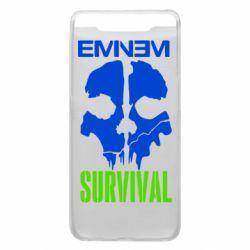 Чохол для Samsung A80 Eminem Survival