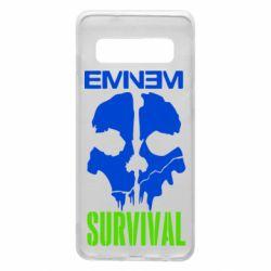 Чохол для Samsung S10 Eminem Survival