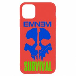 Чехол для iPhone 11 Eminem Survival