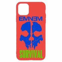 Чохол для iPhone 11 Pro Eminem Survival
