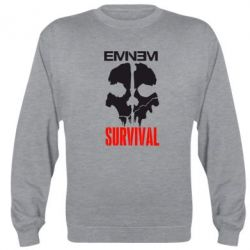 Реглан (свитшот) Eminem Survival - FatLine
