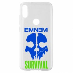 Чехол для Xiaomi Mi Play Eminem Survival