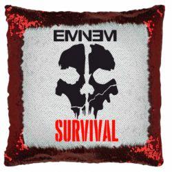 Подушка-хамелеон Eminem Survival