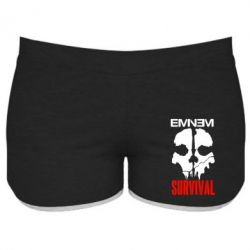 Женские шорты Eminem Survival - FatLine