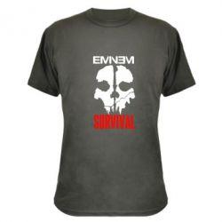 Камуфляжная футболка Eminem Survival