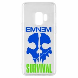 Чохол для Samsung S9 Eminem Survival
