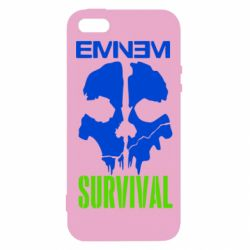 Чехол для iPhone5/5S/SE Eminem Survival
