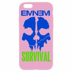 Чехол для iPhone 6/6S Eminem Survival