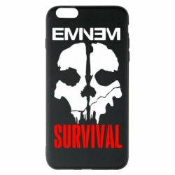 Чехол для iPhone 6 Plus/6S Plus Eminem Survival