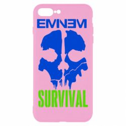 Чехол для iPhone 7 Plus Eminem Survival