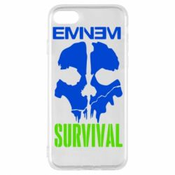 Чехол для iPhone 8 Eminem Survival