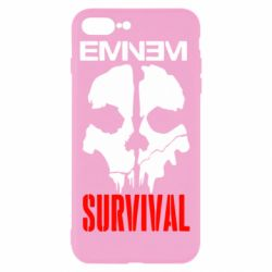 Чохол для iPhone 8 Plus Eminem Survival