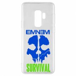 Чохол для Samsung S9+ Eminem Survival
