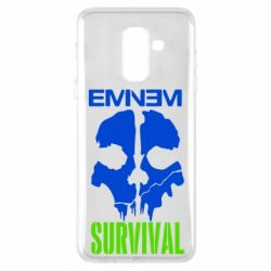 Чохол для Samsung A6+ 2018 Eminem Survival
