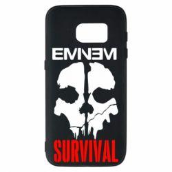 Чохол для Samsung S7 Eminem Survival