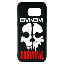 Чехол для Samsung S7 EDGE Eminem Survival