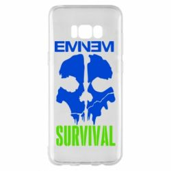Чохол для Samsung S8+ Eminem Survival