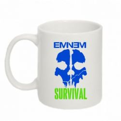 Кружка 320ml Eminem Survival