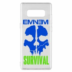 Чохол для Samsung Note 8 Eminem Survival
