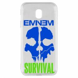 Чохол для Samsung J3 2017 Eminem Survival