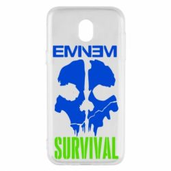 Чохол для Samsung J5 2017 Eminem Survival
