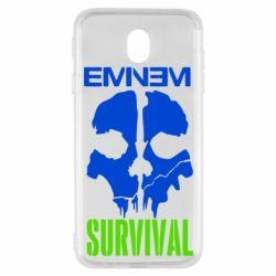 Чохол для Samsung J7 2017 Eminem Survival