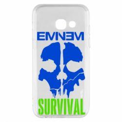 Чохол для Samsung A3 2017 Eminem Survival