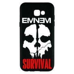 Чохол для Samsung A7 2017 Eminem Survival