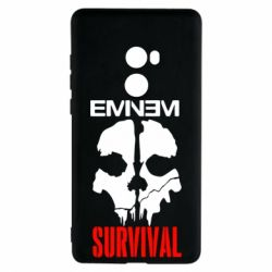 Чехол для Xiaomi Mi Mix 2 Eminem Survival - FatLine