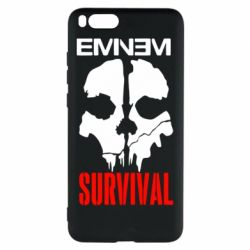 Чехол для Xiaomi Mi Note 3 Eminem Survival - FatLine