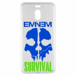 Чехол для Meizu M6 Note Eminem Survival - FatLine