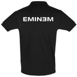 Футболка Поло Eminem - FatLine