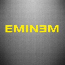 Наклейка Eminem - FatLine