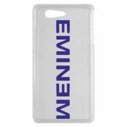 Чехол для Sony Xperia Z3 mini Eminem - FatLine