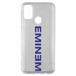 Чохол для Samsung M30s Eminem