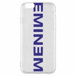 Чехол для iPhone 6/6S Eminem - FatLine