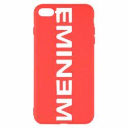Чехол для iPhone 8 Plus Eminem - FatLine