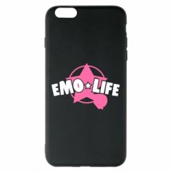 Чохол для iPhone 6 Plus/6S Plus Emo life