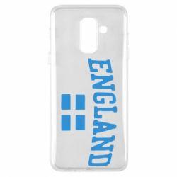 Чохол для Samsung A6+ 2018 England