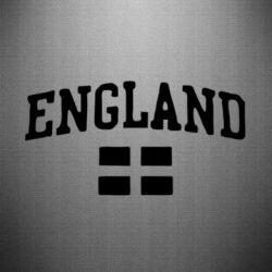 Наклейка England - FatLine
